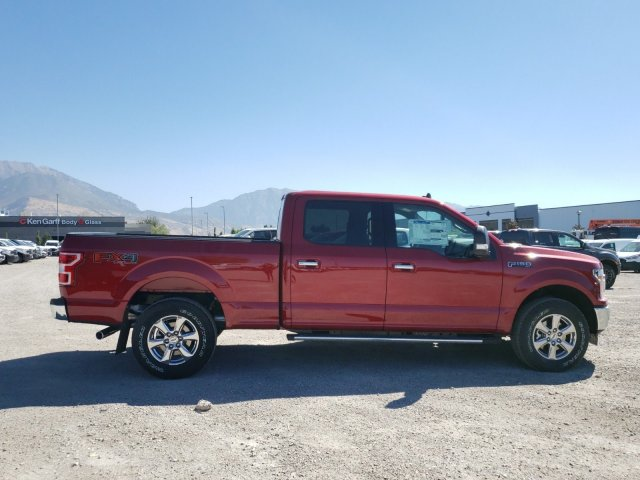 2019 F-150 SuperCrew Cab 4x4, Pickup #1F91301 - photo 3