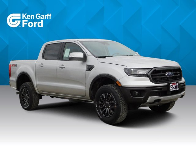 2019 Ranger SuperCrew Cab 4x4, Pickup #1F91321 - photo 1