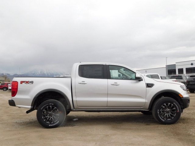 2019 Ranger SuperCrew Cab 4x4, Pickup #1F91321 - photo 3