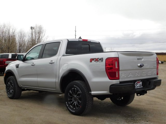 2019 Ranger SuperCrew Cab 4x4, Pickup #1F91321 - photo 5
