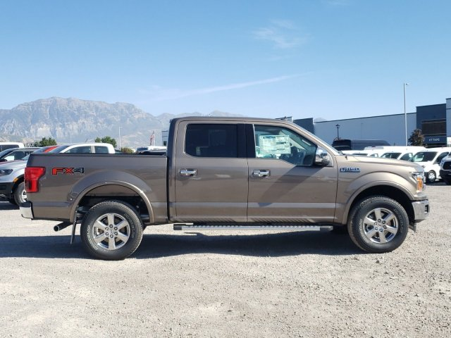 2019 F-150 SuperCrew Cab 4x4, Pickup #1F91328 - photo 3