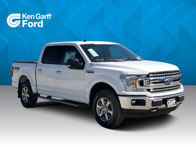 2019 F-150 SuperCrew Cab 4x4, Pickup #1F91329 - photo 1