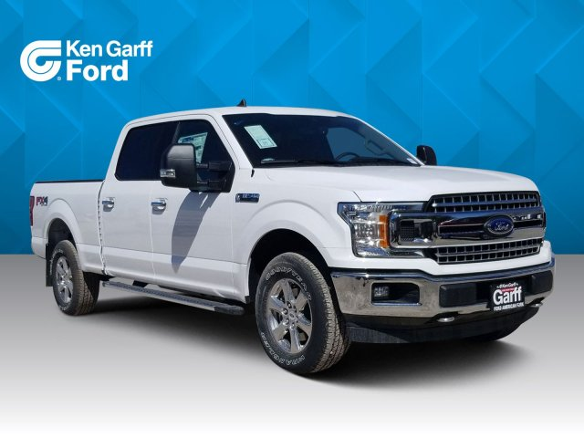 2019 F-150 SuperCrew Cab 4x4, Pickup #1F91331 - photo 1