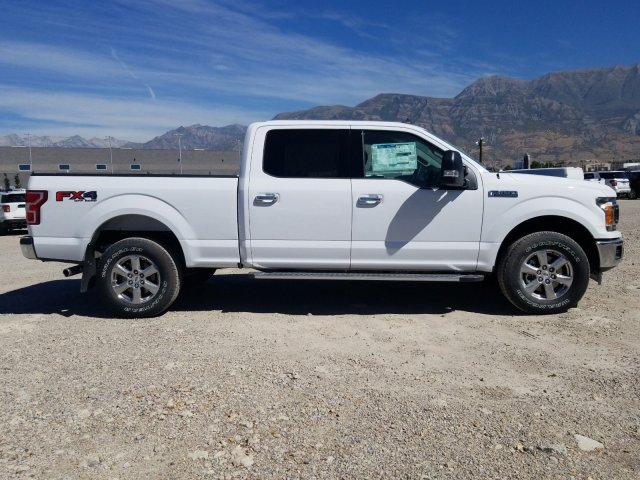 2019 F-150 SuperCrew Cab 4x4, Pickup #1F91331 - photo 3
