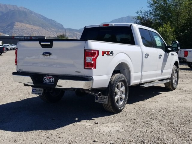 2019 F-150 SuperCrew Cab 4x4, Pickup #1F91331 - photo 2