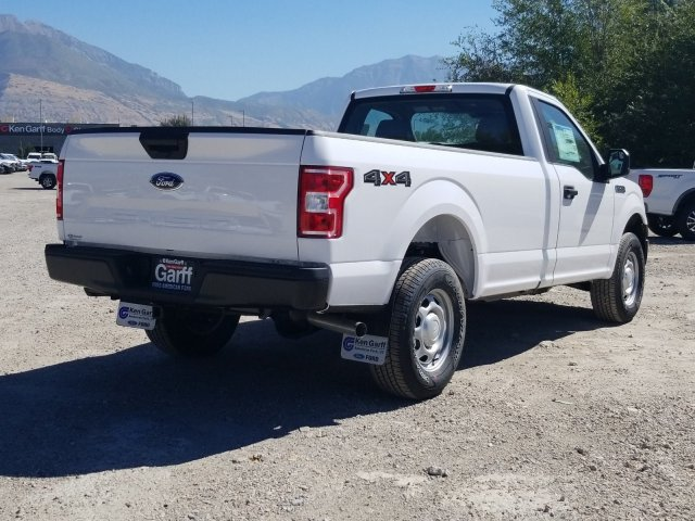 2019 F-150 Regular Cab 4x4, Pickup #1F91337 - photo 2