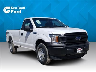 2019 F-150 Regular Cab 4x4, Pickup #1F91337 - photo 1