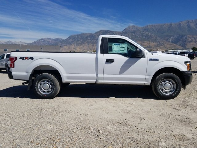 2019 F-150 Regular Cab 4x4, Pickup #1F91338 - photo 3