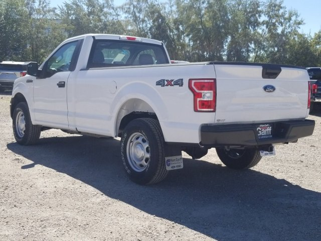 2019 F-150 Regular Cab 4x4, Pickup #1F91338 - photo 5