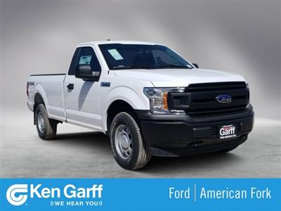 2019 F-150 Regular Cab 4x4,  Pickup #1F91339 - photo 1