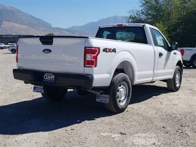 2019 F-150 Regular Cab 4x4,  Pickup #1F91339 - photo 2