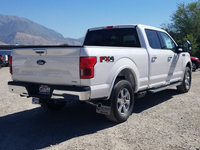2019 F-150 SuperCrew Cab 4x4,  Pickup #1F91342 - photo 1
