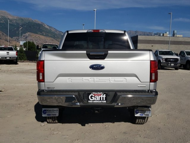 2019 F-150 SuperCrew Cab 4x4, Pickup #1F91343 - photo 4