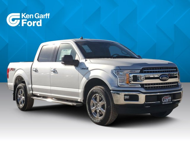 2019 F-150 SuperCrew Cab 4x4,  Pickup #1F91344 - photo 1