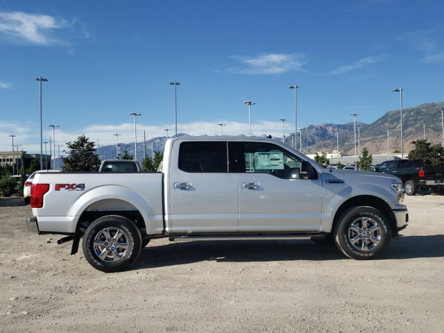 2019 F-150 SuperCrew Cab 4x4,  Pickup #1F91344 - photo 3