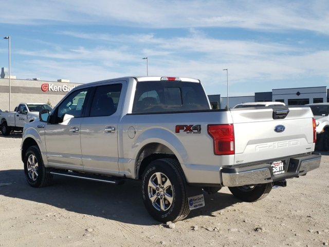 2019 F-150 SuperCrew Cab 4x4,  Pickup #1F91344 - photo 5