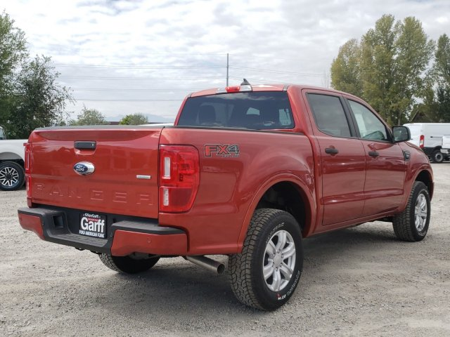 2019 Ranger SuperCrew Cab 4x4, Pickup #1F91347 - photo 2