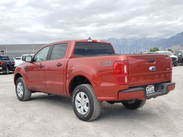 2019 Ranger SuperCrew Cab 4x4, Pickup #1F91347 - photo 5