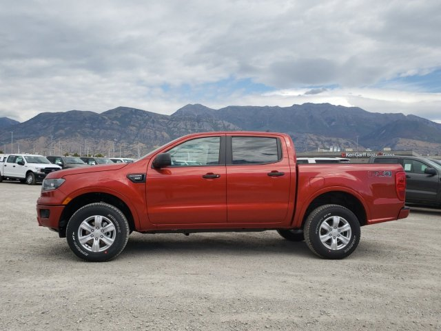 2019 Ranger SuperCrew Cab 4x4, Pickup #1F91347 - photo 6