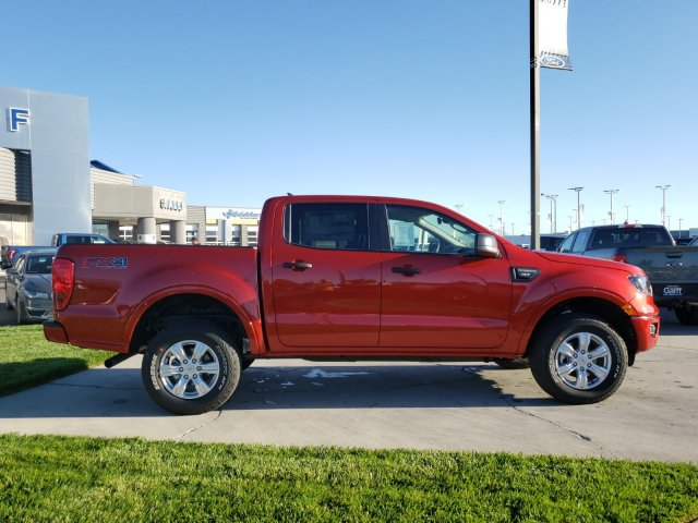 2019 Ranger SuperCrew Cab 4x4,  Pickup #1F91348 - photo 3
