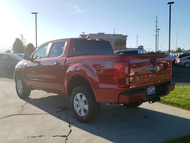 2019 Ranger SuperCrew Cab 4x4,  Pickup #1F91348 - photo 5