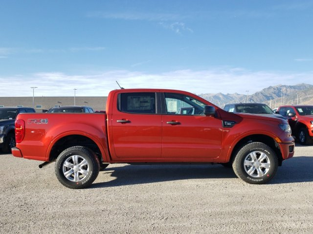 2019 Ranger SuperCrew Cab 4x4, Pickup #1F91367 - photo 3