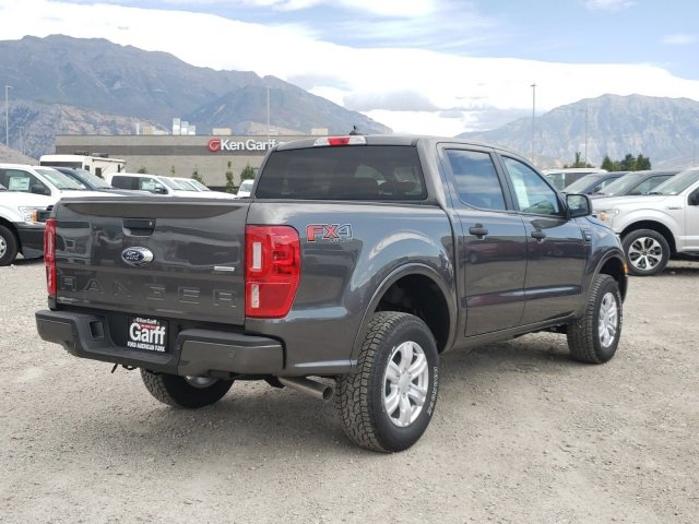 2019 Ranger SuperCrew Cab 4x4, Pickup #1F91415 - photo 1