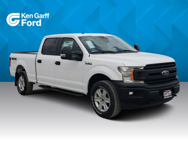 2019 F-150 SuperCrew Cab 4x4, Pickup #1F91422 - photo 1
