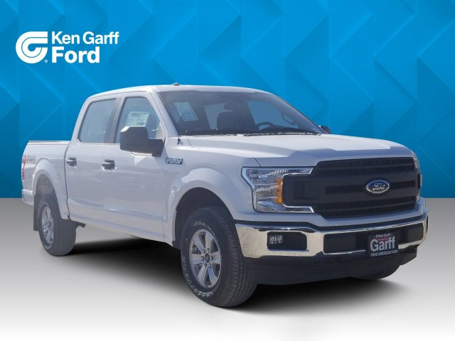2019 F-150 SuperCrew Cab 4x4, Pickup #1F91425 - photo 1