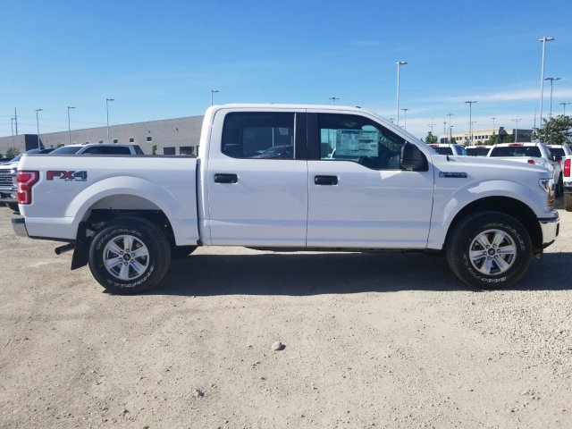 2019 F-150 SuperCrew Cab 4x4, Pickup #1F91425 - photo 3