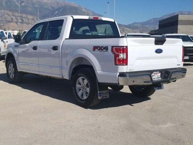 2019 F-150 SuperCrew Cab 4x4, Pickup #1F91425 - photo 5