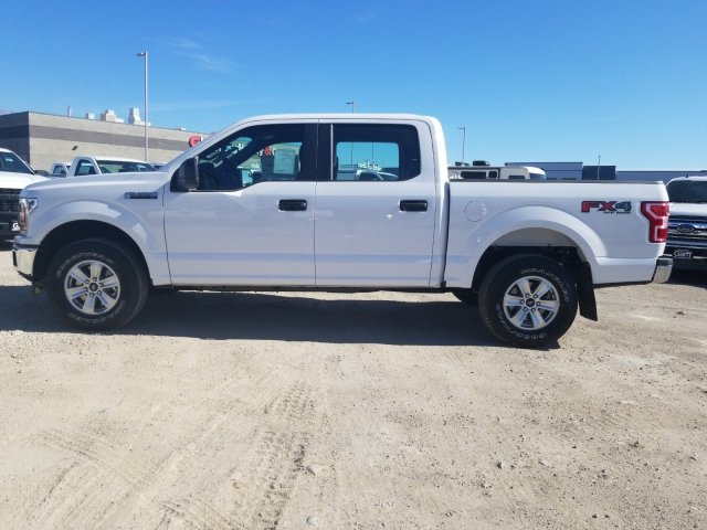2019 F-150 SuperCrew Cab 4x4, Pickup #1F91425 - photo 6