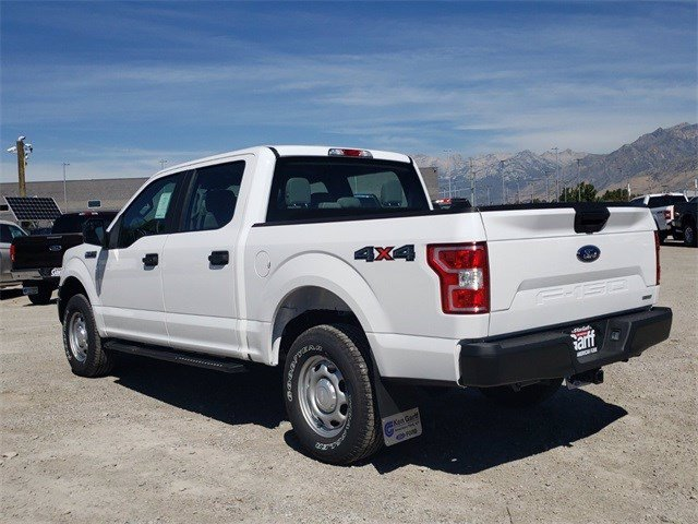 2019 F-150 SuperCrew Cab 4x4, Pickup #1F91427 - photo 5