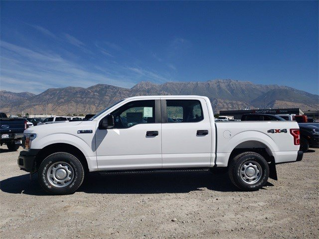 2019 F-150 SuperCrew Cab 4x4, Pickup #1F91427 - photo 7
