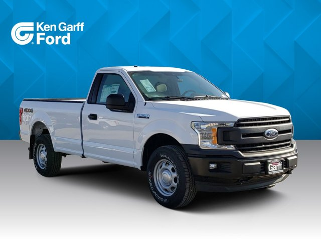 2019 F-150 Regular Cab 4x4, Pickup #1F91436 - photo 1