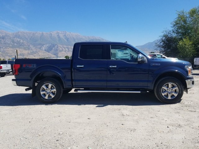 2019 F-150 SuperCrew Cab 4x4, Pickup #1F91438 - photo 3