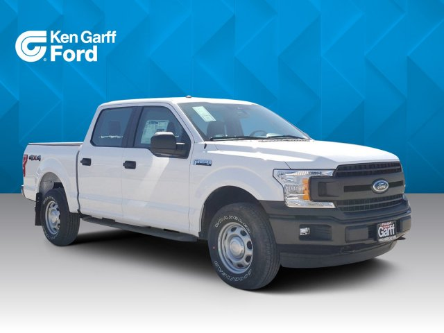 2019 F-150 SuperCrew Cab 4x4, Pickup #1F91440 - photo 1