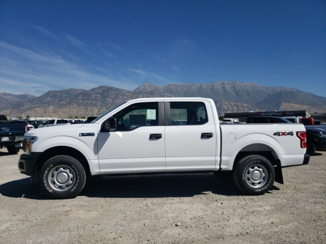 2019 F-150 SuperCrew Cab 4x4, Pickup #1F91440 - photo 6