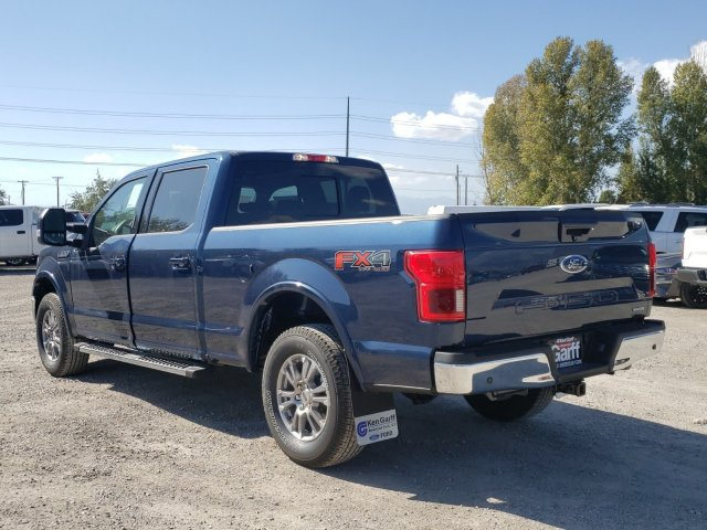2019 F-150 SuperCrew Cab 4x4, Pickup #1F91466 - photo 5
