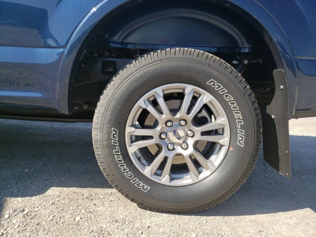 2019 F-150 SuperCrew Cab 4x4, Pickup #1F91466 - photo 7