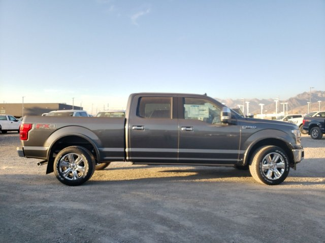 2019 F-150 SuperCrew Cab 4x4, Pickup #1F91471 - photo 3