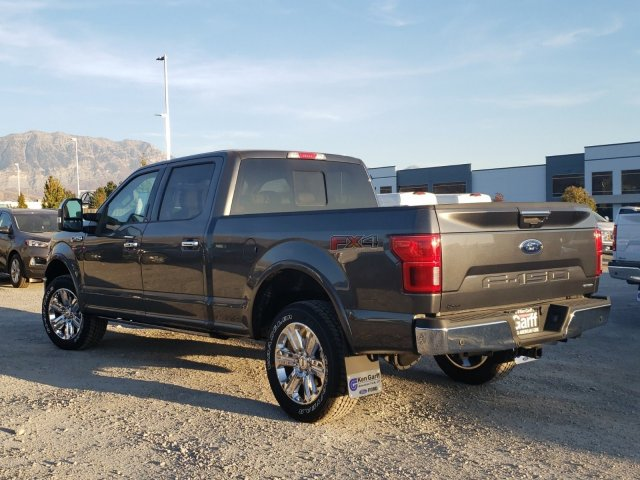 2019 F-150 SuperCrew Cab 4x4, Pickup #1F91471 - photo 5
