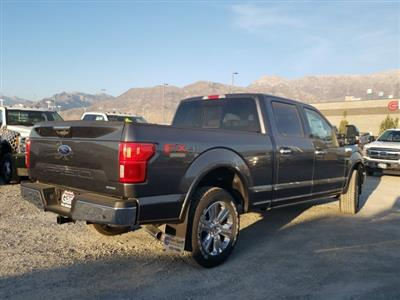 2019 F-150 SuperCrew Cab 4x4, Pickup #1F91471 - photo 2