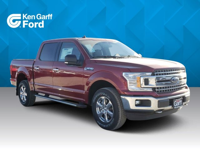 2019 F-150 SuperCrew Cab 4x4, Pickup #1F91484 - photo 1