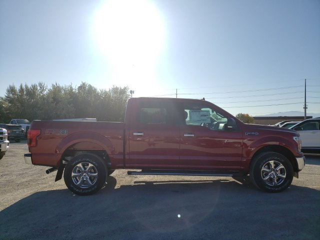 2019 F-150 SuperCrew Cab 4x4, Pickup #1F91484 - photo 3