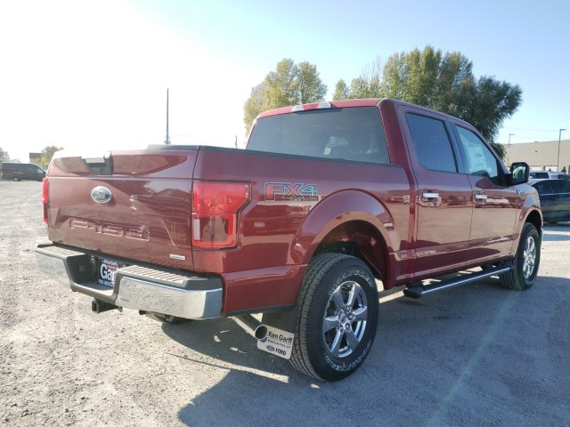 2019 F-150 SuperCrew Cab 4x4, Pickup #1F91484 - photo 2