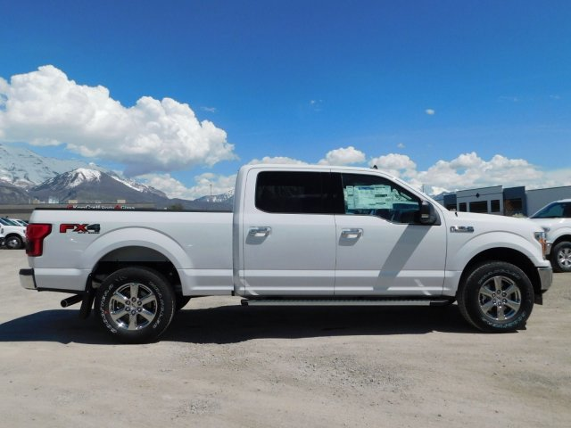 2019 F-150 SuperCrew Cab 4x4, Pickup #1F91489 - photo 3