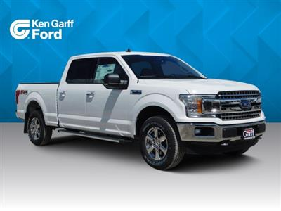 2019 F-150 SuperCrew Cab 4x4, Pickup #1F91489 - photo 1