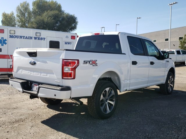 2019 F-150 SuperCrew Cab 4x4, Pickup #1F91493 - photo 2
