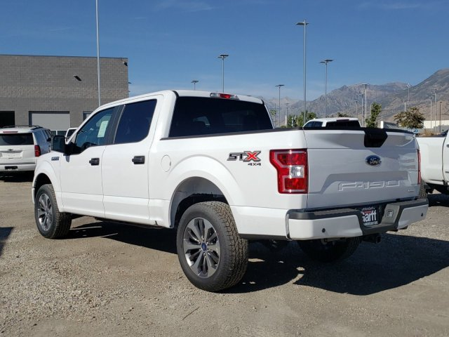 2019 F-150 SuperCrew Cab 4x4, Pickup #1F91493 - photo 5
